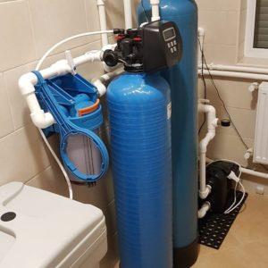 Система очистки воды в квартире