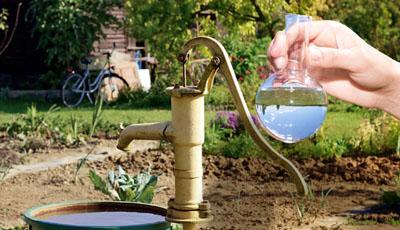 Анализ воды из открытых источников