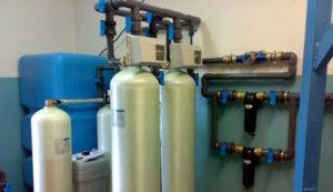 Система очистки воды Интерфильтр