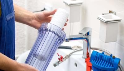 Магистральная очистка воды