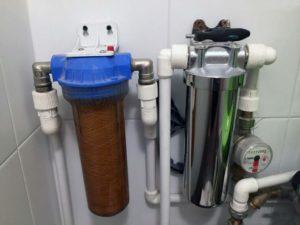Обслуживание систем водоочистки в Москве