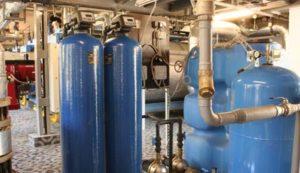 Система водоподготовки и водоочистки